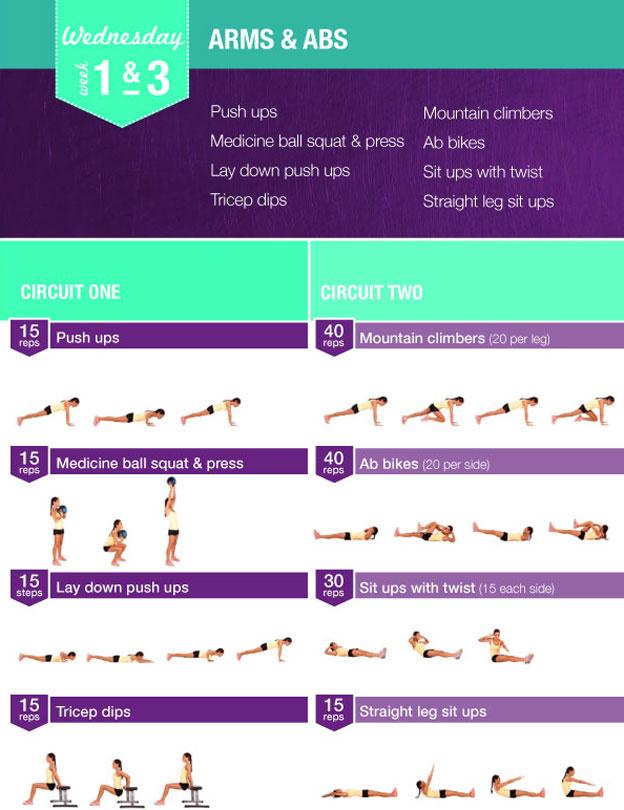 Allenamento Body Schede Allenamento Guide Schede Bikini qMGUVSpjzL