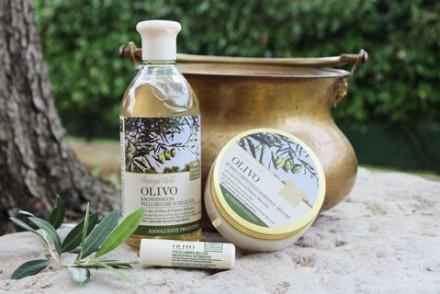 linea olivo bottega verde