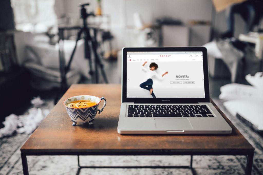 shopping online Esprit