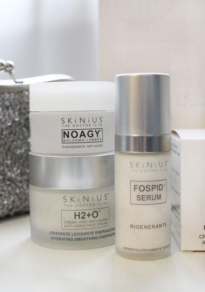beauty routine anti-age