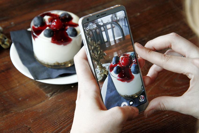 LG G6 caratteristiche
