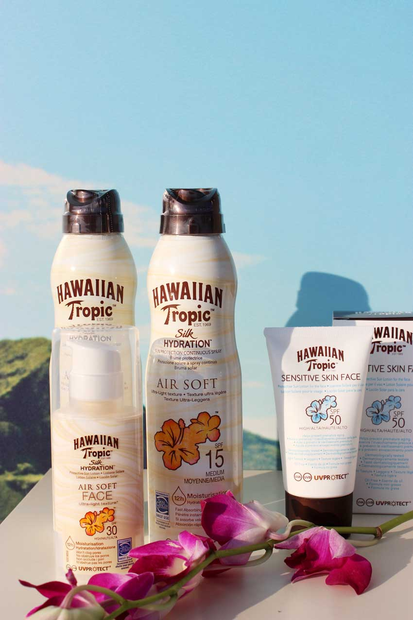 Solari Hawaiian Tropic
