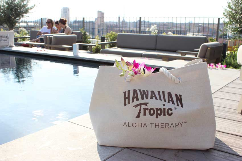 Solari Hawaiian Tropic