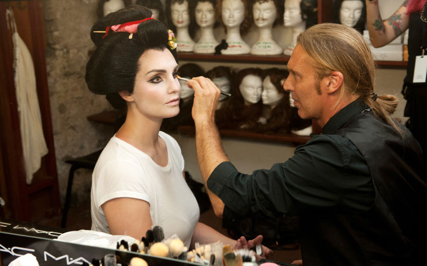 Laura Chiari Madama Butterfly Mac Cosmetics