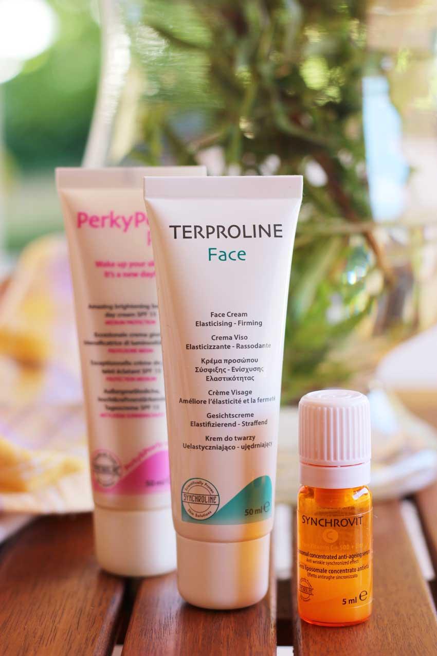 skin beauty routine