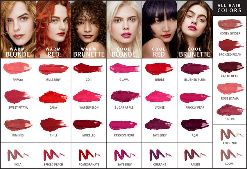 colore naturale
