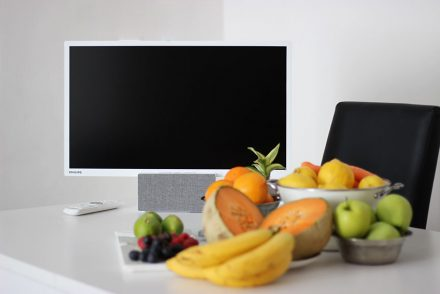 philips tv cucina