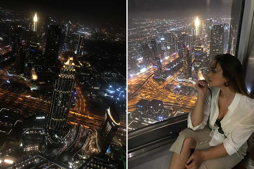 Dubai in agosto