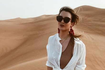 Dubai ad agosto